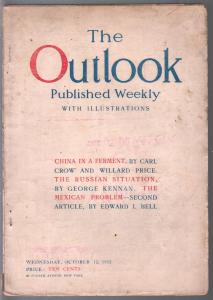 Outlook 10/13/1915-war-arabs-women's suffrage-World Series-baseball-VG