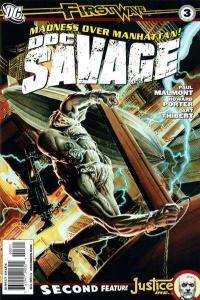 Doc Savage (2010 series) #3, NM (Stock photo)