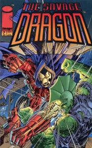 Savage Dragon, The #7 VF/NM; Image | save on shipping - details inside