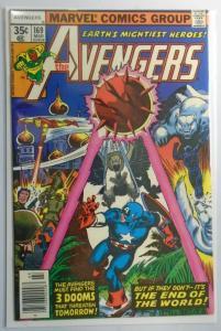 Avengers (1st Series) #169, 6.0/FN (1978)