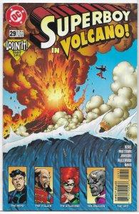 Superboy   vol. 3   #29 VG (Losin' It 5)