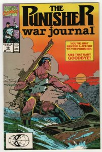 Punisher War Journal #19 (Marvel, 1990) VF/NM