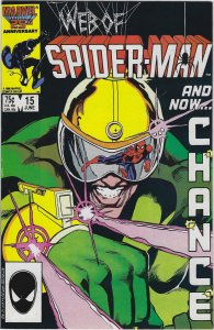 Web of Spider-Man #15 (1986)