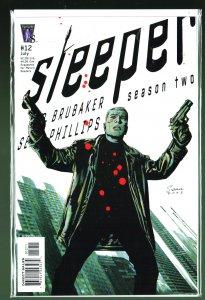 Sleeper: Season Two #12 (2005)
