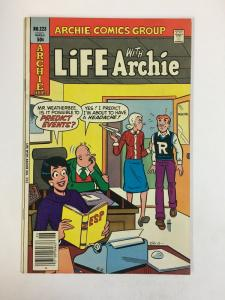 LIFE WITH ARCHIE (1958-    )223 VF-NM Jun 1981 COMICS BOOK