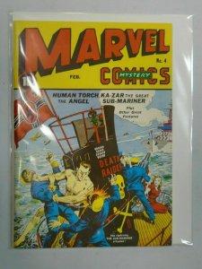 Flashback #26 Marvel Mystery Comics #4 1940 Reprint 6.0 FN (1974)