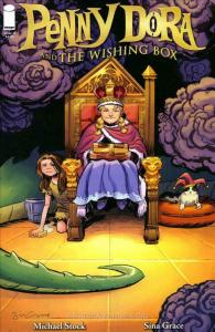 Penny Dora and the Wishing Box #4 VF/NM; Image   save on shipping - details insi