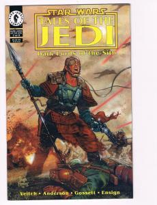 Star Wars Tales Of The Jedi Dark Lords # 2 Dark Horse Comics Hi-Res Scans!!!! S4