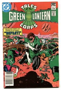 Tales of the Green Lantern Corps #2 First appearance Nekron-DC comic book