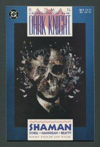 Batman:Legends of the Dark Knight #4 / 9.4 NM  February 1990