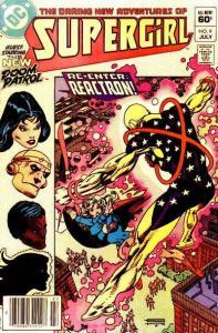 Daring New Adventures of Supergirl #9, VF (Stock photo)