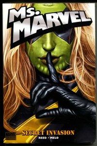 Ms. Marvel: Secret Invasion-Brian Reed-Vol 5-Sealed HC