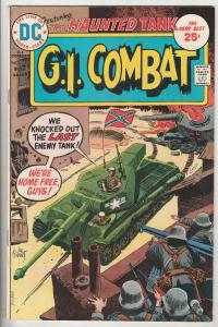 G.I. Combat #176 (Mar-75) VF High-Grade The Haunted Tank