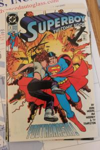 Superboy the Comic Book 3 NM