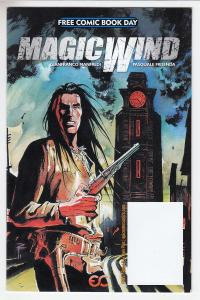 Magic Wind Epic Center Comics Unstamped NM- FCBD 2014