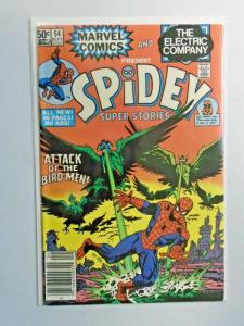 Spidey Super Stories #54 1st Series 6.0 FN (1981)