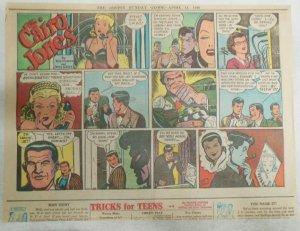 Miss Cairo Jones Sunday by Bob Oksner from 4/14/1946 Size: 11 x 15 inches GGA