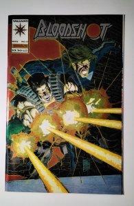 Bloodshot #0 (1994) Valiant Comic Book J756
