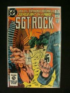 Sgt Rock #381 DC Comics NM Condition