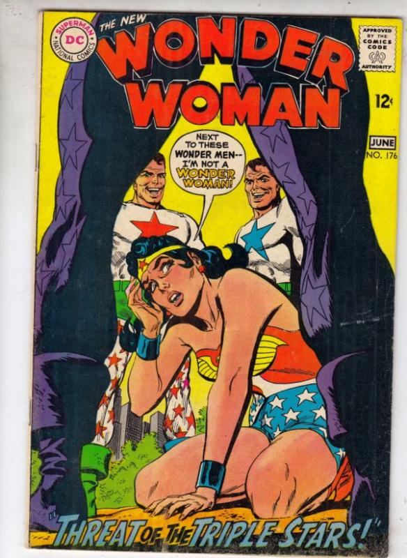 Wonder Woman #176 (Jun-68) VF/NM High-Grade Wonder Woman