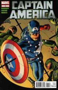 Captain America (6th Series) #11 FN; Marvel | save on shipping - details inside