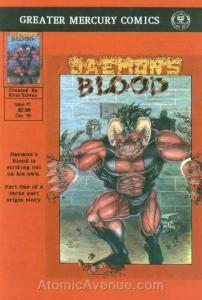Daemmon's Blood #1 FN; Greater Mercury | save on shipping - details inside