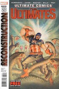 Ultimates (2011 series) #20, VF+ (Stock photo)