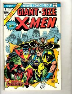 Giant Size X-Men # 1 FN/VF Marvel Comic Book 1st Storm Colossus Nightcrawler GK1