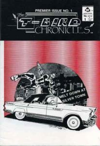 T-Bird Chronicles #1 VF/NM; Me Comix | save on shipping - details inside