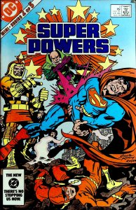 Super Powers  #2 (1984)