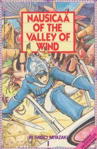 Nausicaä of the Valley of Wind Part 1 #1 FN; Viz | save on shipping - details in