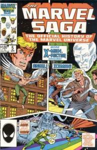 Marvel Saga #5, VF- (Stock photo)