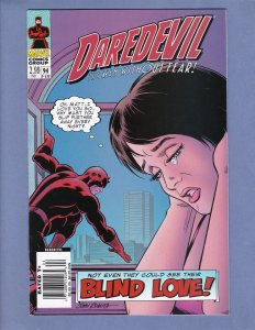 Daredevil #94 NM Newsstand Edition HTF John Romita Marvel 2007