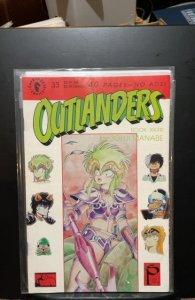 Outlanders #33 (1991)