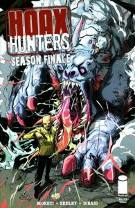 Hoax Hunters #13B VF/NM; Image | save on shipping - details inside