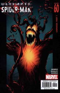Ultimate Spider-Man #60 VF/NM; Marvel   save on shipping - details inside