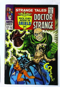 Strange Tales (1951 series) #157, VF- (Actual scan)