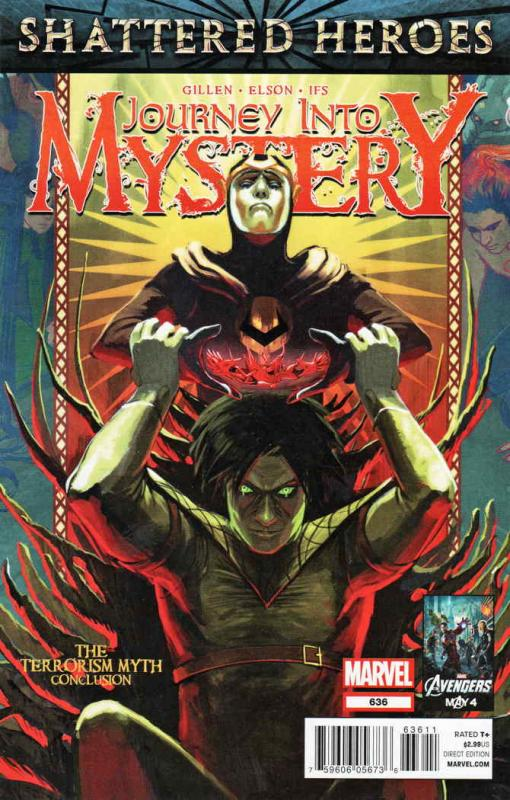 Journey into Mystery (1st Series) #636 FN; Marvel | combined shipping available