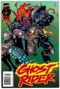 Ghost Rider #75 (Marvel, 1996) FN/VF