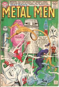 METAL MEN 6 G-VG March 1964 COMICS BOOK