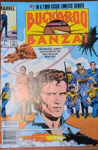 Buckaroo Banzai #1 (1984)