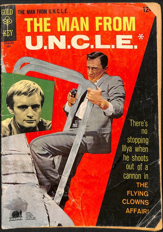 The Man From U.N.C.L.E. #13 (1967)