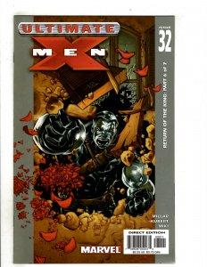 Ultimate X-Men #32 (2003) OF16