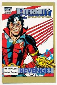 Eternity Smith (1987 Hero) #1-9 VF/NM complete series