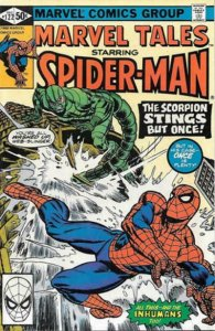 Marvel Tales (2nd Series) #122 FN; Marvel | save on shipping - details inside
