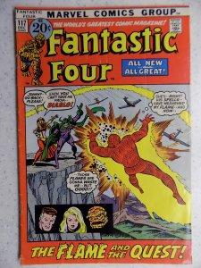 Fantastic Four #117 (1971)