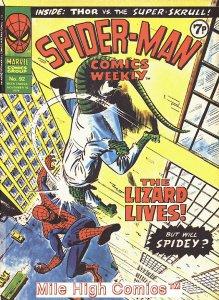 SPIDER-MAN WEEKLY  (#229-230) (UK MAG) (1973 Series) #92 Very Fine