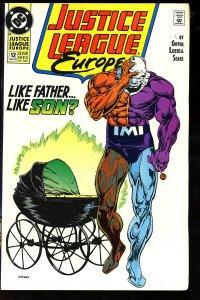 Justice League Europe #12 (1990)