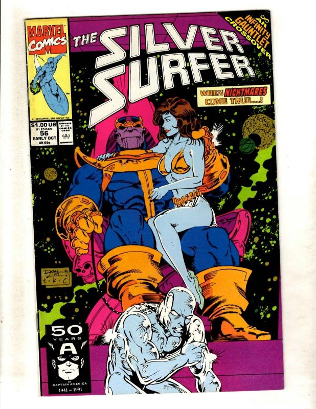 10 Comic Silver Surfer 56 55 50 53 59 Deathlok 1 Planet 1 Beast 2 Dragon 1 2 DJ2