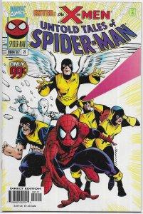 Untold Tales of Spider-Man   #21 FN Busiek/Olliffe, X-Men